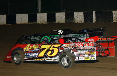 75 Terry Phillips and 0 Scott Bloomquist