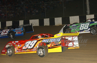39 Tim McCreadie, 23 John Blankenship and 88 Wendell Wallace