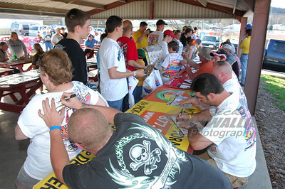 Bedford Speedway Autograph Session