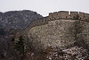 The Great Wall presents a very formidable barricade against attacks from the ground, and offers defenders a pretty serious advantage over their downhill foes.  It's no wonder nobody ever attacked it.