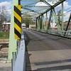 I hate steel deck bridges!