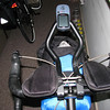 Aerobars for those long days also hold my GPS well.