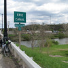 This may have been the first Erie Canal crossing. Many more to follow