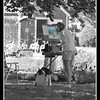 Artist at Prescott Park