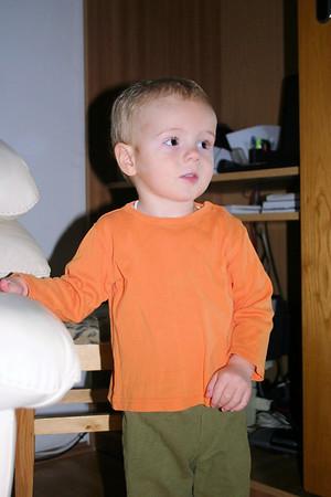 Boys Haircut 6 Dec 2009