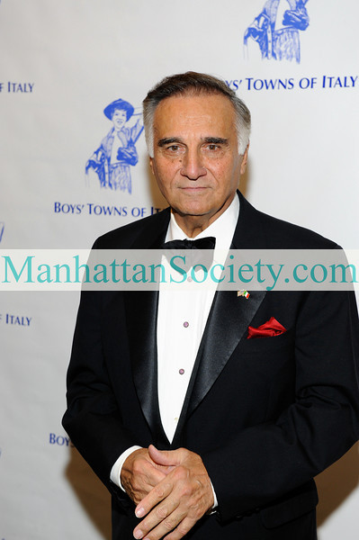 "NEW YORK-APRIL 3: Tony LoBianco attends Boys' Town of Italy, Inc. ""Ball of the Year"" on Friday, April 3, 2009 at The Pierre Hotel, Fifth Avenue at 61st Street, New York City, NY (Photo Credit: Gregory Partanio/ManhattanSociety.com)"