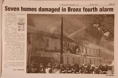 1st Responder Newspaper - NY - January 2010