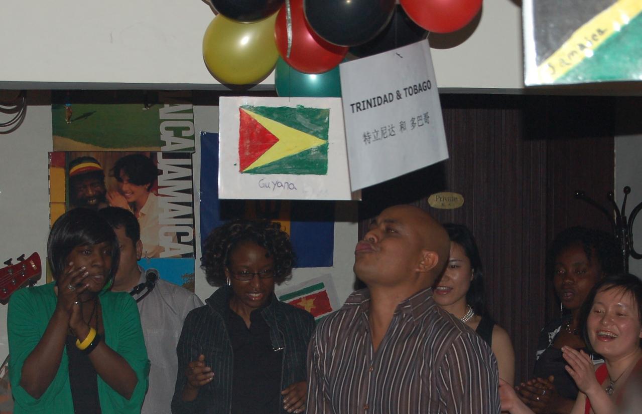 dancing Addis