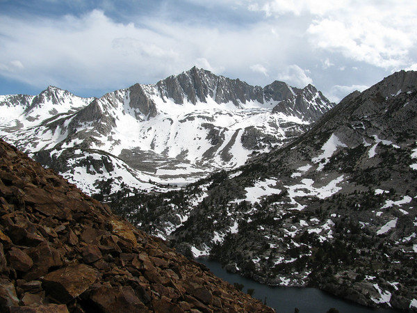 CHOCOLATE PEAK: JUNE 21, 2009