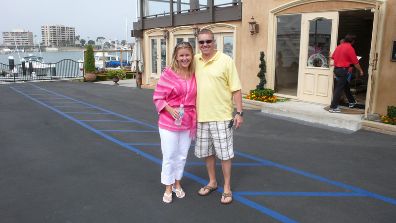Jill and Steph's Wedding - Newport Beach 7/4/09