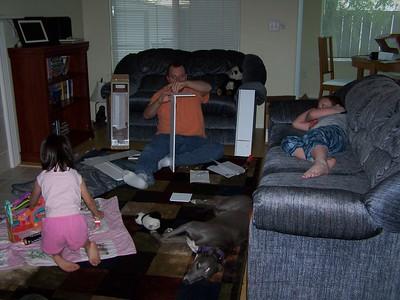 """Camping"" in Hillsboro May 22-25, 2009"