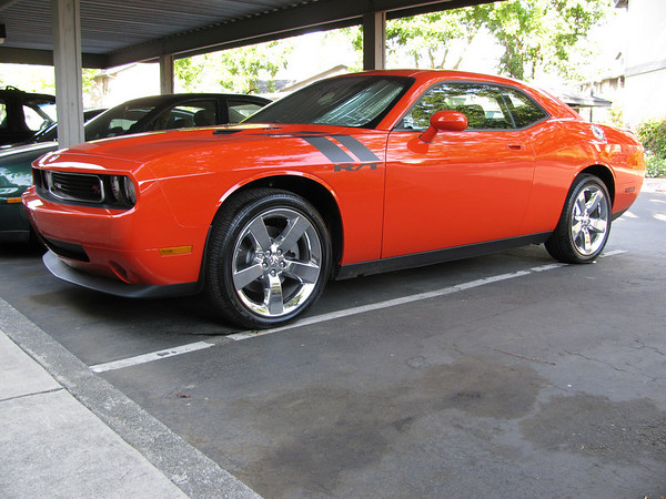 CHALLENGER: MAY 27, 2009