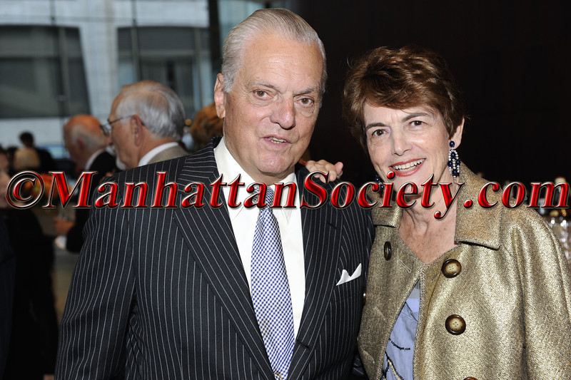 "NEW YORK-SEPTEMBER 23: Honorees Jamie and Maisie Houghton attend CHAMBER MUSIC SOCIETY of Lincoln Center Opening Night: ""A Viennese Evening"" on Wednesday, September 23, 2009 at Alice Tully Hall, Lincoln Center, New York City, NY,  (Photo Credit: ©Manhattan Society.com 2009 by Gregory Partanio)"