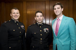 Capt. Chris Wilkins, Capt. Mike, Ian Bone