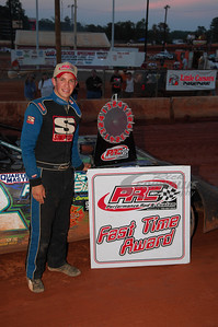 Chris Ferguson won the PRC Fast Time Award