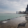 Downtown and Lake Michigan