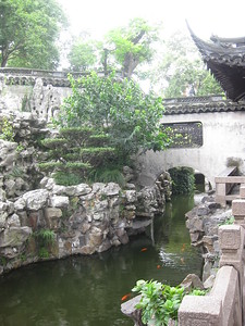 Yuyuan Garden - Kimberly Collins