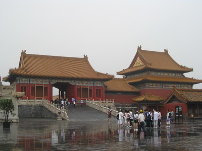 Forbidden City - Kimberly Collins