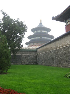Temple of Heaven - Kimberly Collins
