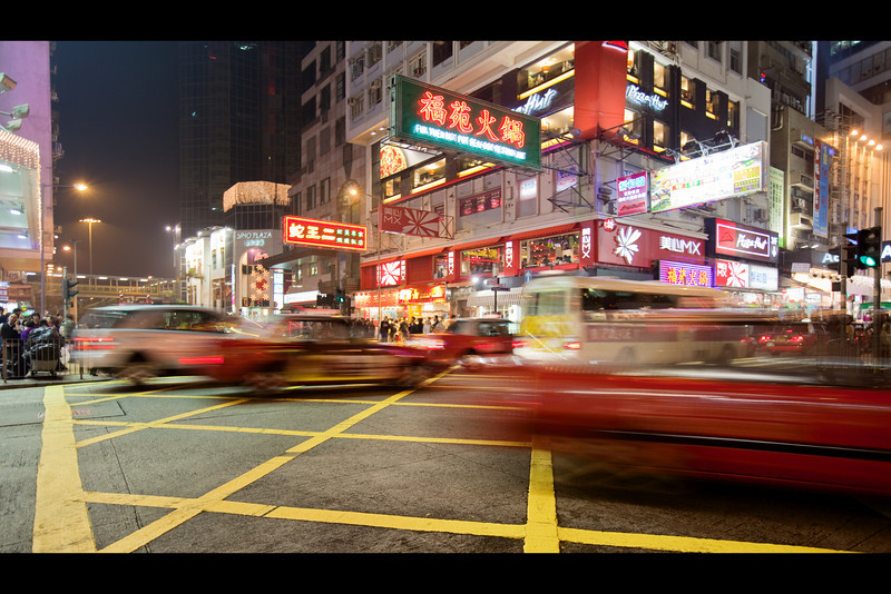 christmas eve causeway bay hong kong