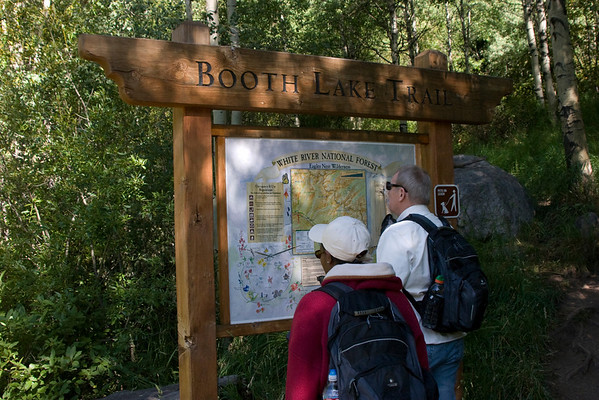8.17 Booth Falls Hike