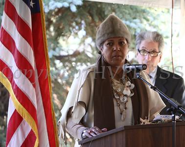 Native American Cynthia Foutain