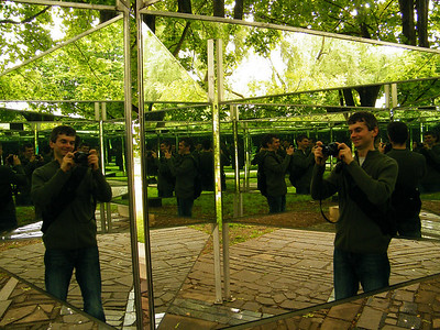 Garden of experiences Cracow 2009