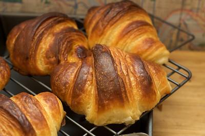 Croissants, etc.