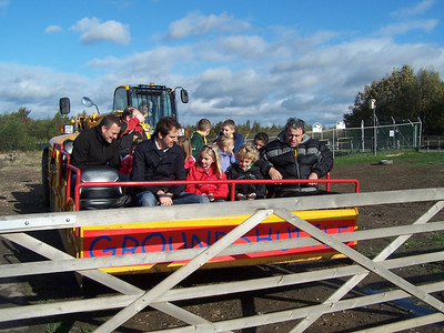 Cubs at Diggerland OCT 2009
