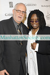 "David Sheppard, DIFFA's Executive Director, Whoopi Goldberg attend DIFFA: Design Industries Foundation Fighting Aids ""Dining by Design Gala Dinner"" on Monday, March 30, 2009 at Pier 94—12th Avenue at 55th Street , New York City, NY (Photo Credit: Gregory Partanio/ManhattanSociety.com)"