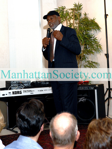 NEW YORK-APRIL 26: Executive Producer Danny Glover shares his civil rights memories at  DL21C's Political Film Series: A Special Screening of Soundtrack for a Revolution at Bennett Studio, 723 Washington Street, New York City, NY on Sunday, April 26, 2009 (Photo Credit: ©Christopher London/ManhattanSociety.com)
