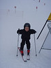Nils ready for some skiing!<br /> <br /> Jura mountains - Switzerland
