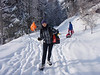 On the way to La Sommeil cabane.<br /> <br /> Jura mountains - Switzerland