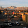 Wenatchee from our hotel