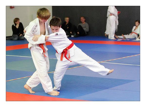 December 2009 Judo