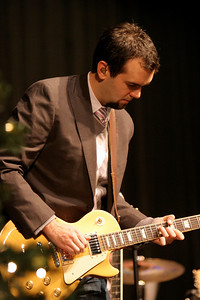 Carl Cartee Christmas Concert at Gardner-Webb's Dover Theater; December 05, 2009.