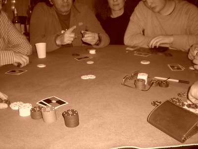 Zaccarias Poker Game