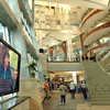 Futuristic: Hundreds of people attended the grand opening of Union Hospital East Sunday afternoon.