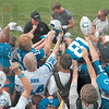 Tribune-Star file photo/Joseph C. Garza<br /> In demand: Autograph seekers crowd as close as they can to Indianapolis Colts quarterback Peyton Manning as he signs for fans Monday, Aug. 3 after the team's afternoon practice at Rose-Hulman.