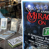 Window display: Downtown merchants decorate their store fronts for the Miracle on 7th Street event Dec 4th.