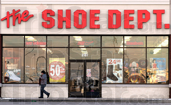 The Shoe Dept.: The Shoe Dept. located on SR 46 near Margaret Avenue will have a sister store in Honey Creek Square soon.