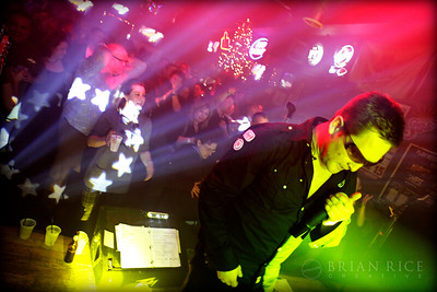 Rattle and Hum at the Brooksider, December 12th, 2009
