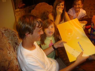 Sep 2009 - Devin's 18th Birthday