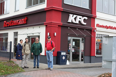 Dienstag ist Hot Wings Tag at KFC!
