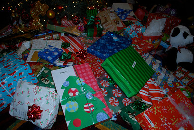Thank you to all the Secret Santa volunteers who purchased all the wonderful gifts