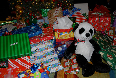 Thank you to all the Secret Santa volunteers who purchased all the wonderful gifts!