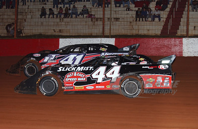44 Earl Pearson, Jr. and 41 Brad Neat