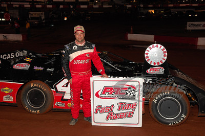 Earl Pearson, Jr. won the PRC Fast Time Award