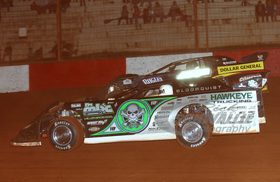 0 Scott Bloomquist and 17m Dale McDowell