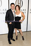 NEW YORK-SEPTEMBER 14: Douglas Hannant, Marcia Gay Harden attend Douglas Hannant's Spring 2010 Collection Presentation and Boutique Opening on Monday, September 14, 2009 at  The Terrace Room at The Plaza Hotel, Fifth Avenue at Central Park South, NY. (Photo Credit: ©Manhattan Society.com 2009 by Christopher London)